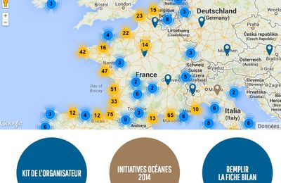 Initiatives Oceanes 2014 : participez !!