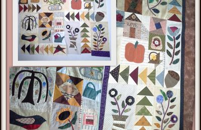 Primitive Stitchin' de Jeni Gaston