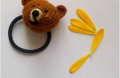 serial crocheteuses and more n°323 : L'ours