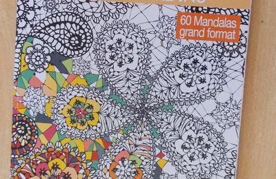 MANDALAS fleurs et jardins