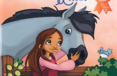 Livres pictographiés Mon cheval et moi (trilogie)
