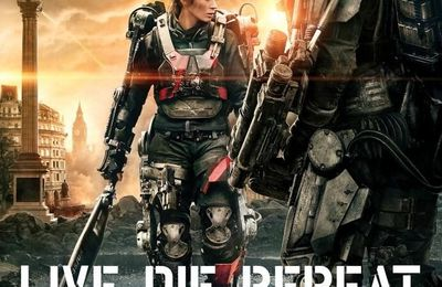 Edge Of tomorrow : 3 new posters