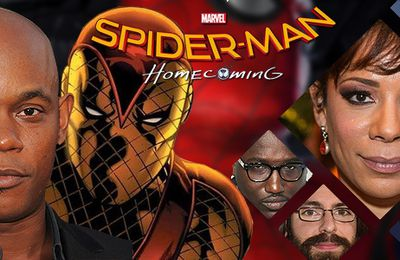 Spider-Man : Homecoming : Mary Jane et le Shocker