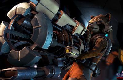 les gardiens de la galaxie: le jeu vidéo de tellTale