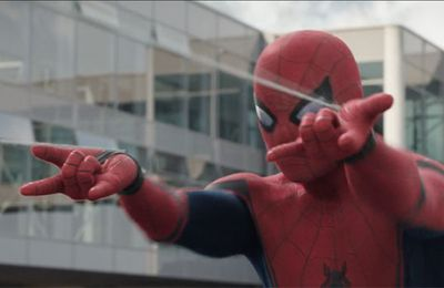 Spider-Man : Homecoming : nouvelle bande annonce