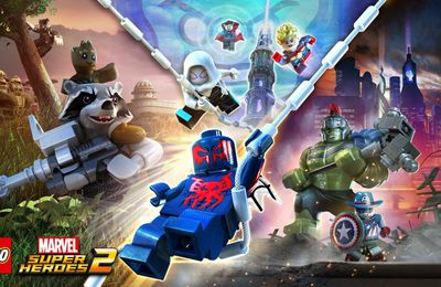 Lego Marvel super-heroes 2 : trailer
