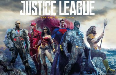 Justice League : l'Art book