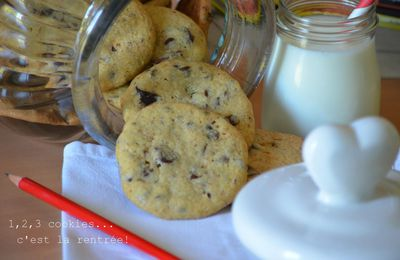 Des cookies Neiman Marcus...parce que c'est la rentrée