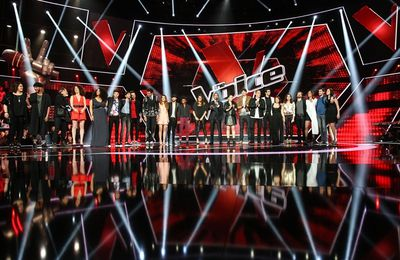 Finale de « The Voice, la plus belle voix » le 14 mai sur TF1
