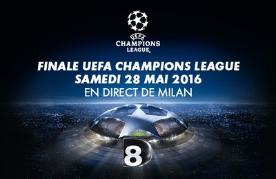 Real Madrid/Atlético Madrid : Finale de l'UEFA CHAMPIONS LEAGUE ce soir en direct sur D8