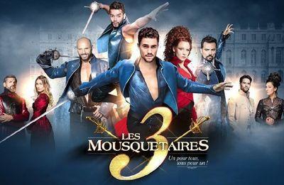 W9 diffusera un documentaire sur « Les 3 Mousquetaires » le mardi 13 juin