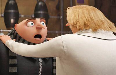 Box Office : « Moi, moche et méchant 3 » en tête loin devant