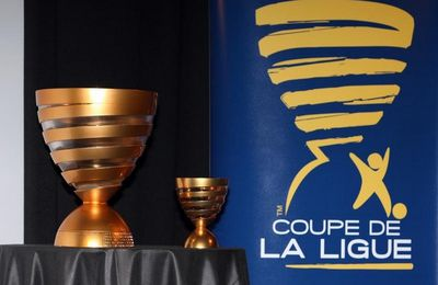Coupe de la ligue (2017/2018) : Le programme TV du premier tour