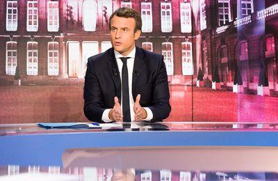 Emmanuel Macron accordera un entretien exclusif à TF1 et LCI dimanche soir