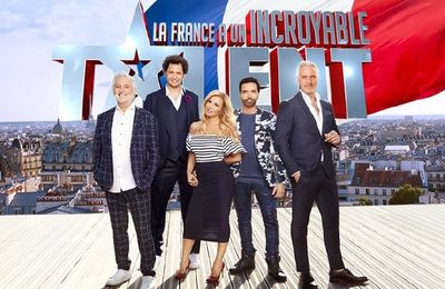 M6 déprogramme « La France a un incroyable talent »
