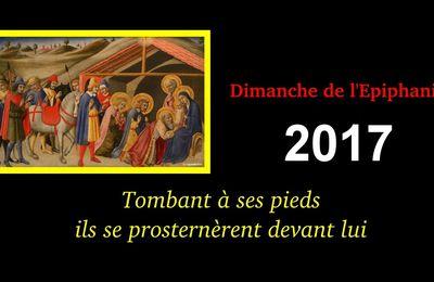 Prière universelle de la messe de l'Epiphanie du Seigneur - 8 janvier 2017