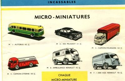 CATALOGUE C.I.J 1956