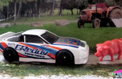 96 NISSAN 180 SX TYPE X HOT WHEELS 1/64