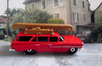 59 CHEVY WAGON MATCHBOX