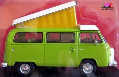FASCICULE N°11 VW COMBI T2 WESTFALIA HELSINKY 1971 IXO 1/43