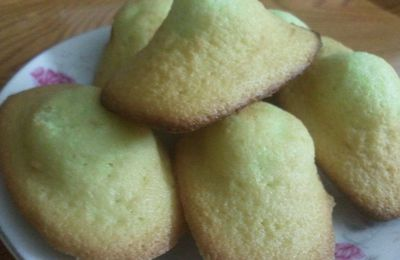 Madeleines inratable :