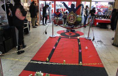 Matonge-Bruxelles, hommage à Papa Wemba