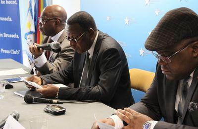 Grande rencontre à Bruxelles d'opposants Congolais pour des actions contre Kabila