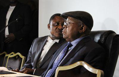 Flash. L'avion d'Étienne Tshisekedi a atteri à Kinshasa