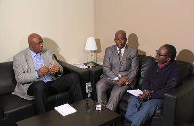 Fin de règne: entretien à Bruxelles avec Christopher Ngoyi Mutamba