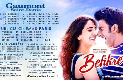 Befikre - France Showtime