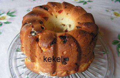 Barmbrack (gâteau irlandais)