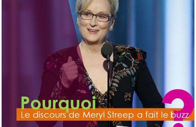 Storytelling percutant : Pourquoi le pitch de Meryl Streep a-t-il fait le buzz ? Eléments de réponses