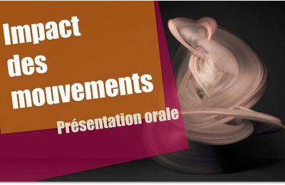 Présentation dynamique : Quel impact votre mobilité a-t-elle sur votre présentation orale ?
