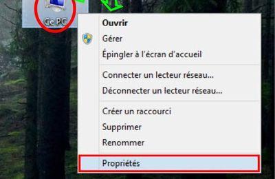 Créer un point de restauration système sous Windows 8.1