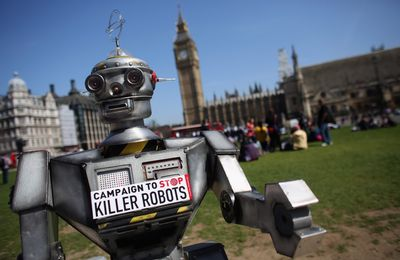 A Munich, une avant-première effrayante de l'apparition des robots tueurs