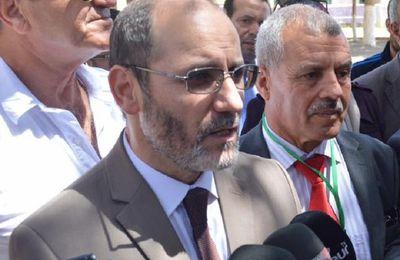 Fraude aux élections législatives en Algérie