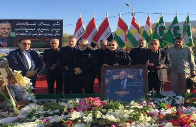 Le «chevalier noir» iranien règle le problème kurde en Irak