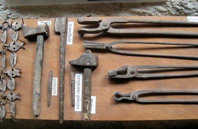 Travail du fer, abbaye de Boscodon