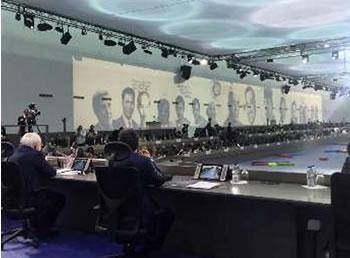 MNA-G 120 CONTRE G20 Deux visions du monde par le Pr CEC