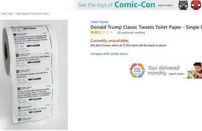 Les Tweets de Trump en PQ