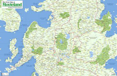 Movieland : cartographie des films
