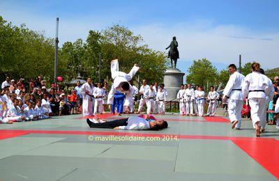 La fête du Judo Club Yonnais en [images]