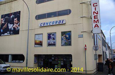 La Roche-sur-Yon, les salariés du Concorde défendent leurs emplois.