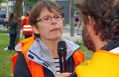La Roche-sur-Yon. La CFDT revendique un accès aux soins pour tous.