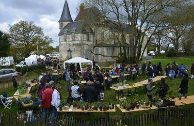 La Roche-sur-Yon. [Images] de la Fête des Plantes.