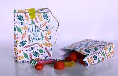 Paquets cadeaux gourmands