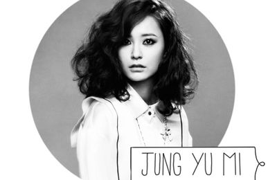 [Love at second (or third) sight] Jung Yu Mi 정유미