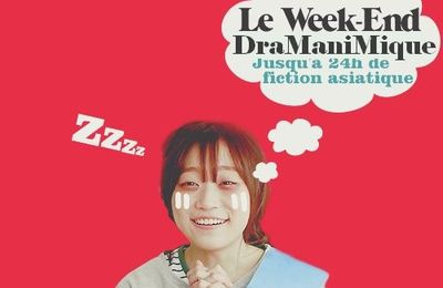 Le Week-end Dramanimique - 3ème édition