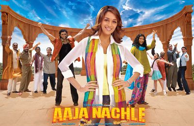 [Danse et miracles] Aaja Nachle  आजा नचले
