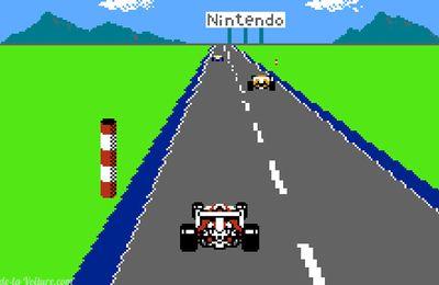 Il y a 30 ans, F-1 Race sortait sur NES...
